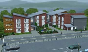 Mod The Sims Danthonia Court A University Dorm For