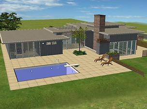 mod the sims case study house 3