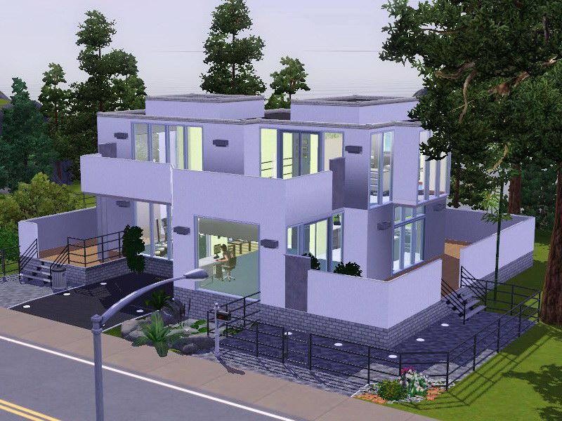 六间五层房屋设计图