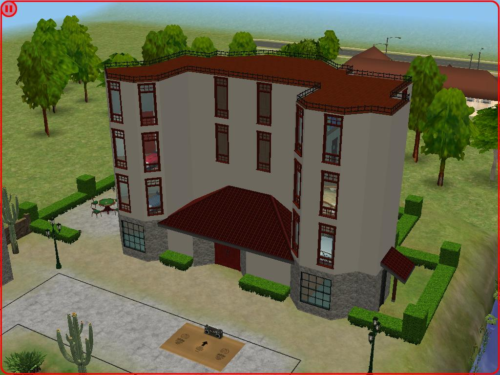 mod the sims the strangetown hotel nintendo ds re creation no cc