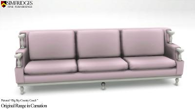 Mod The Sims Big Sky Country Couch Sims 3 Conversion