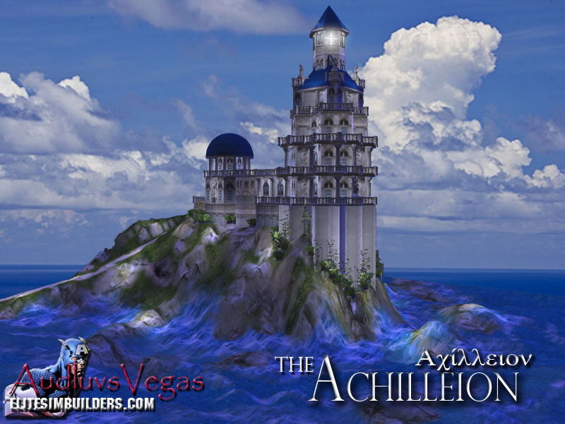 Mod The Sims - ACHILLEION By AudluvsVegas