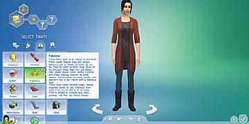 Mod The Sims Fabulous A Sims 4 Custom Trait