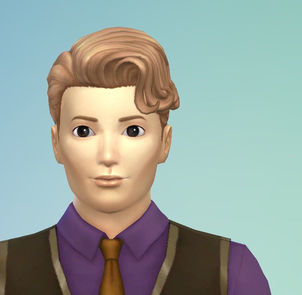 Mod The Sims - Sims with Melted/Clay Face
