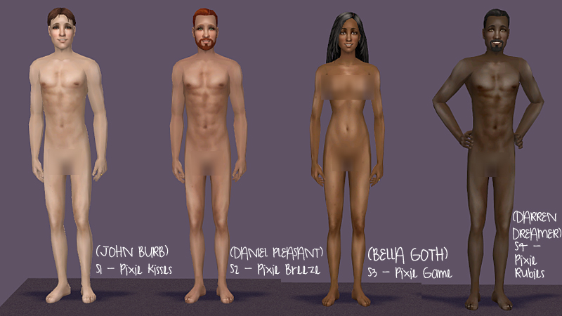 The sims 3 registered sex offender