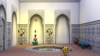 Mod The Sims Alhambra Moorish Arch 2 Colors