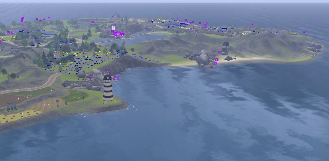 Mod The Sims - How many spawners?