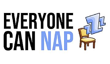Everyone can nap!