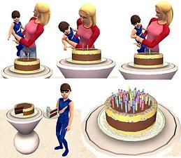 where is the wedding cake in sims 3 generations mod the sims chocolate birthday cake now with chocolate 27146