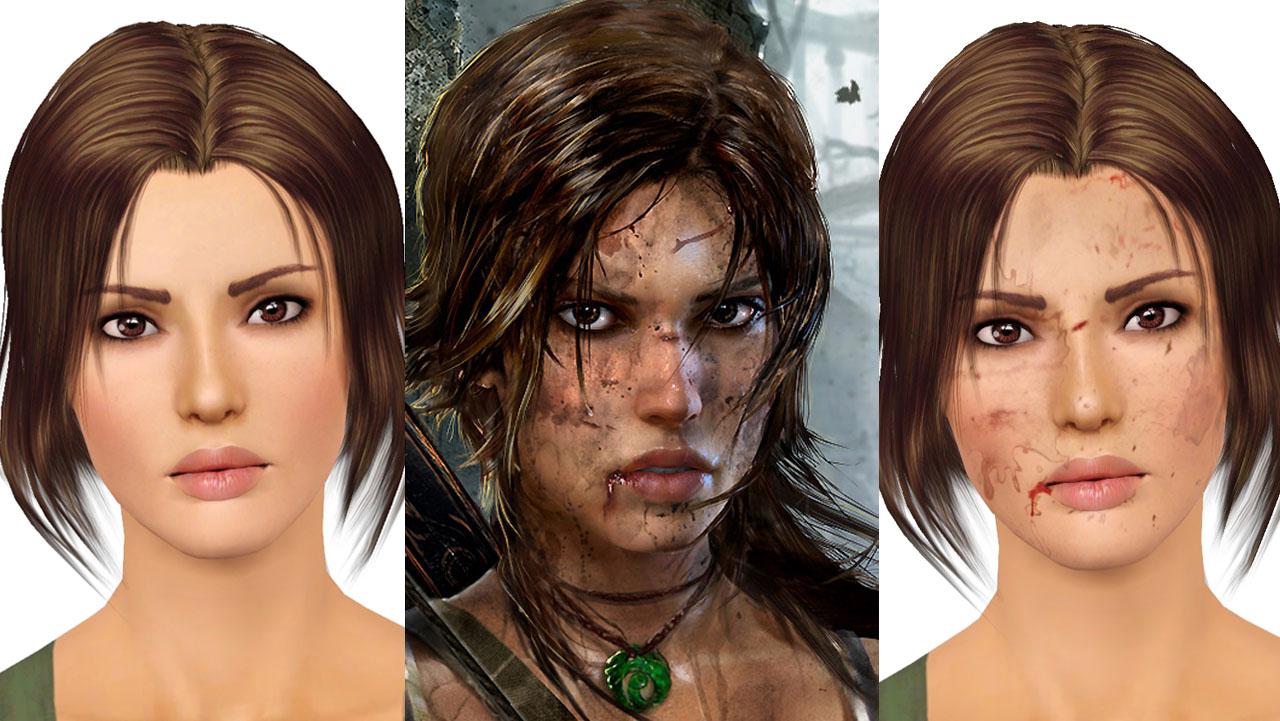 Mod The Sims Lara Croft Tomb Raider 9