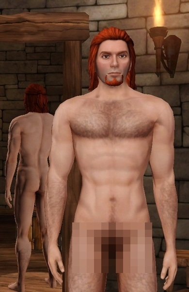 Sims 3 Male Nude