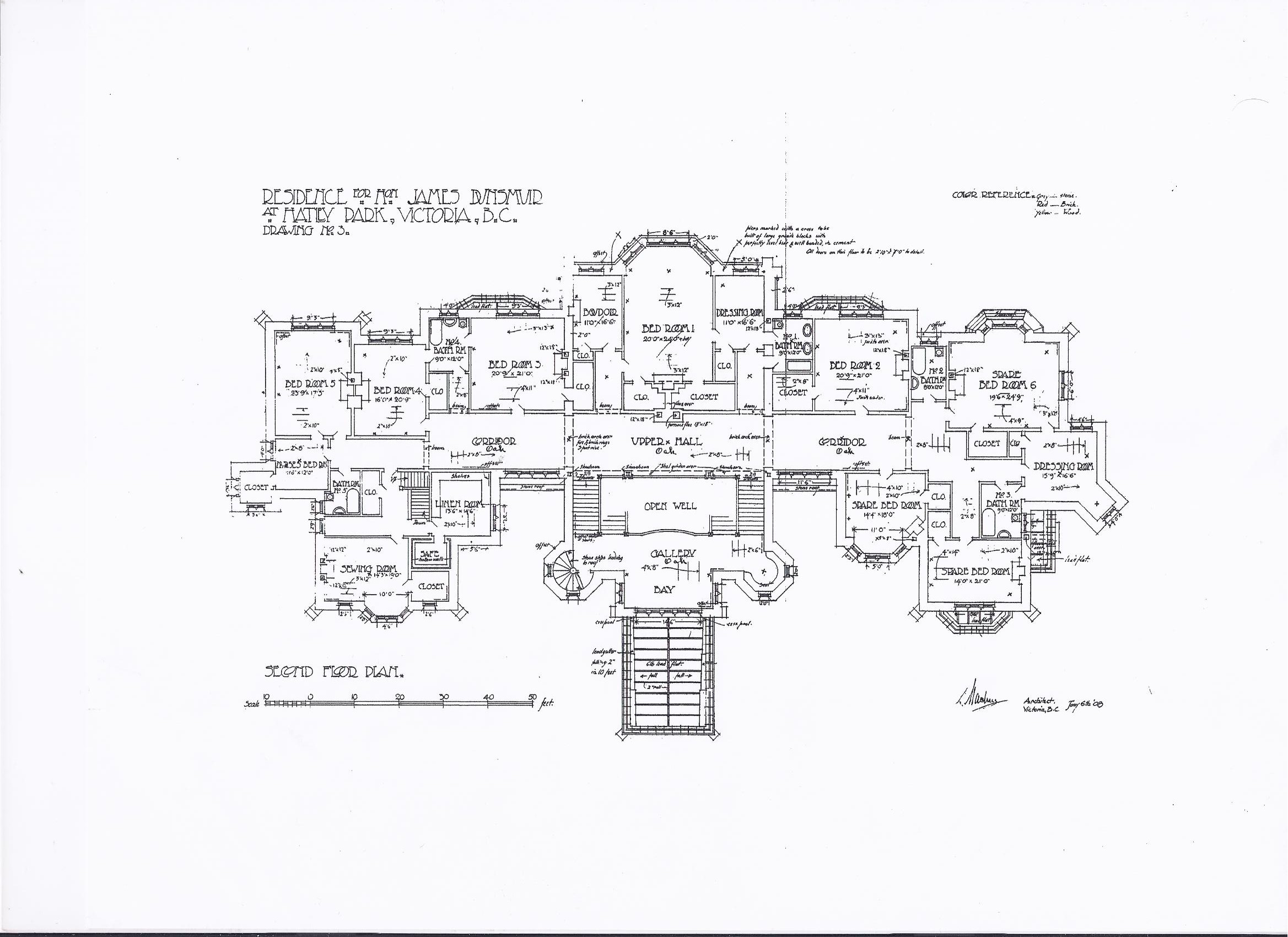 Hatley castle floor plan meze blog for Floor plans victoria bc