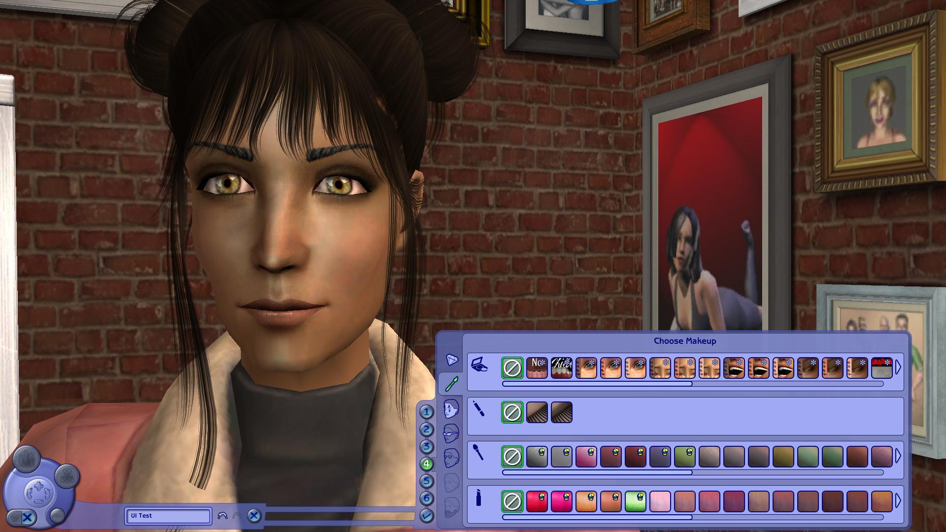 Mod The Sims - Widescreen CAS