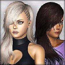 Mod The Sims Downloads Create A Sim Hair