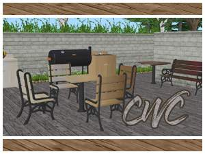 Mod The Sims - Downloads -> Buy Mode -> By Room -> Outdoor