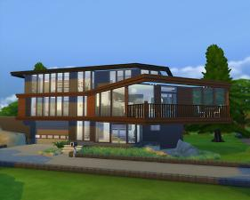 Mod The Sims Cullen House
