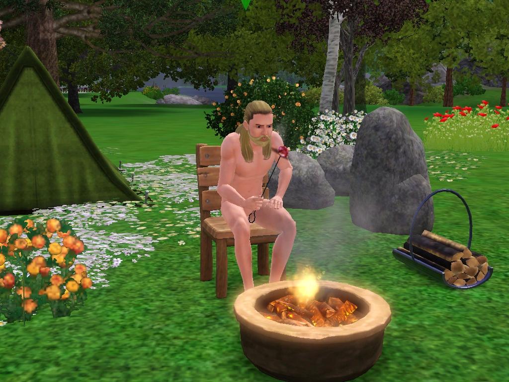 4 nackt mods sims LittleMsSam's Sims