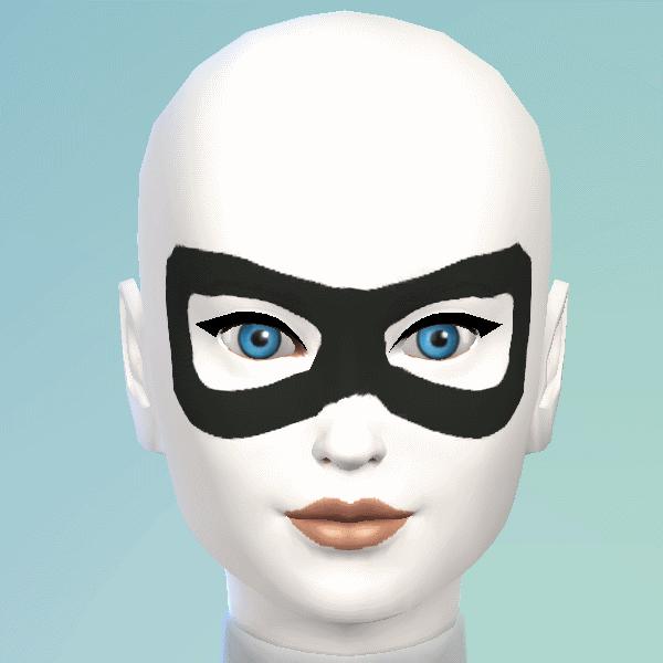 Tsr Sims 4 Harley Quinn Makeup Saubhaya Makeup