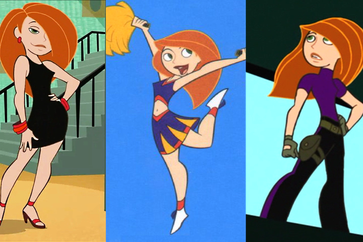4 Girl Cartoon Characters : Best girl cartoon characters adultcartoon