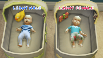 Mod The Sims Comfortable Maxis Match Newborn Baby Clothes